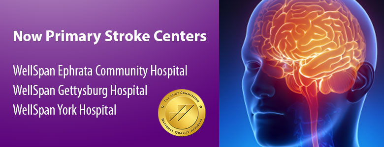 The WellSpan Stroke Care Continuum