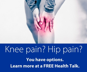 Register for a FREE Joint Replacement Health Talk with WellSpan Ephrata  Community Hospital
